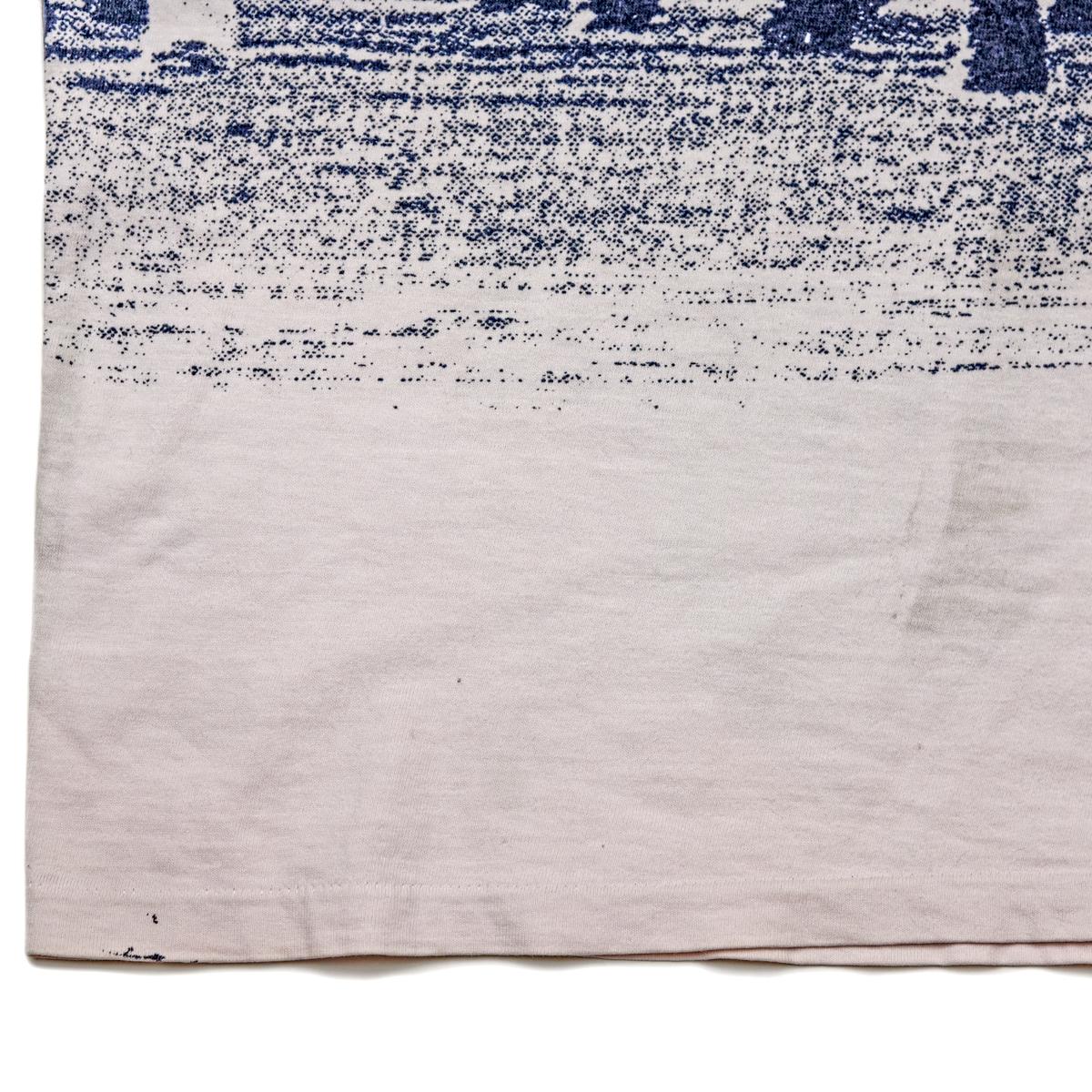 トリコタグ 80s Champion 両面 ピクチャー プリント チャンピオン Tシャツ ノートルダム アメフト 総柄 ビンテージ 古着 大きなサイズ XL_画像6