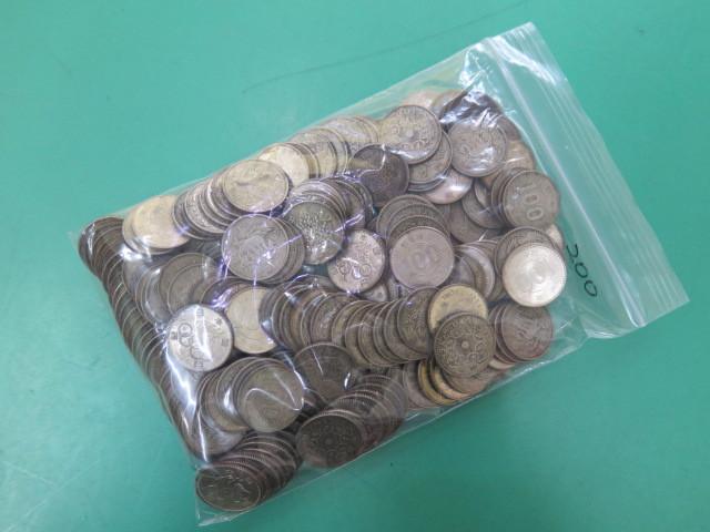 1円~オリンピック 稲穂 鳳凰 100円 銀貨 まとめて 200枚