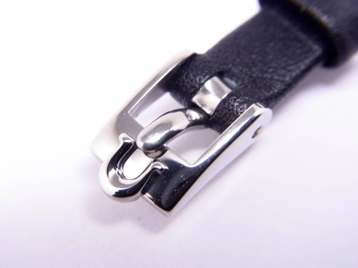 可愛い!!オメガ14KWG 2Pダイヤモンド デビル レディース 手巻き時計 美品!!_画像6