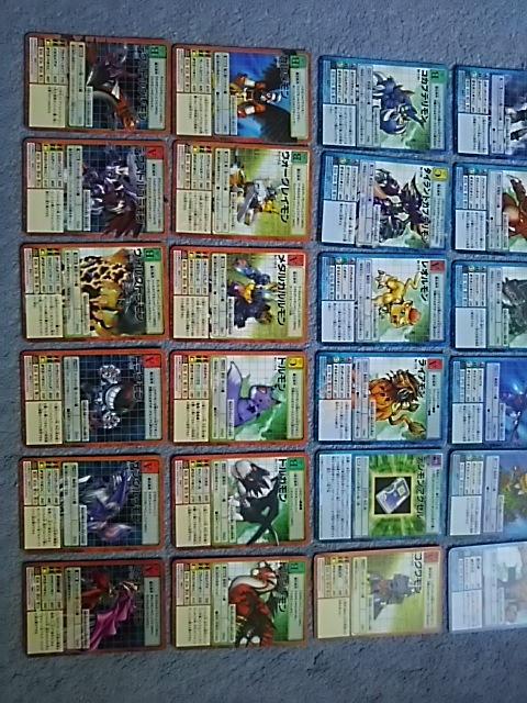 デジモン カード デジタライズブースター1 セット_画像3