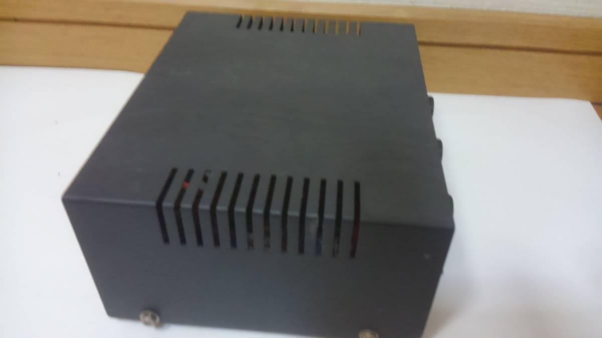 自作工作ボックス ケース美品 SP-431基盤2枚内臓 OP AMP? 3切換えSW ボリューム20KΩ 2個付き ジャンク_画像5
