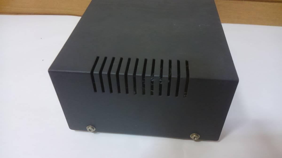自作工作ボックス ケース美品 SP-431基盤2枚内臓 OP AMP? 3切換えSW ボリューム20KΩ 2個付き ジャンク_画像6
