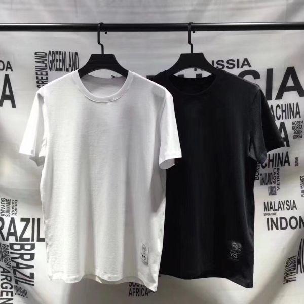 2018最新Paris Y-3Tシャツ男女兼用Mサイズブラック新品_画像2