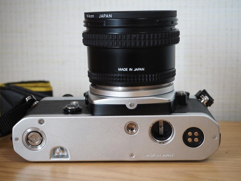 【レンズ・カバー付き!!】Nikon ニコン FE AF NIKKOR 20mm 1:2.8_画像2