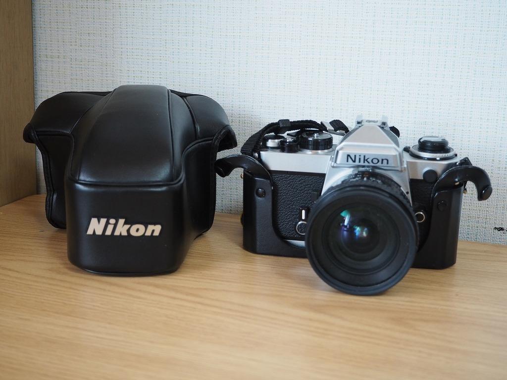 【レンズ・カバー付き!!】Nikon ニコン FE AF NIKKOR 20mm 1:2.8