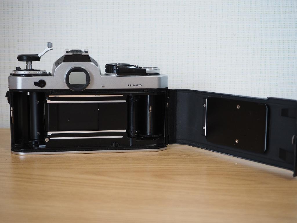 【レンズ・カバー付き!!】Nikon ニコン FE AF NIKKOR 20mm 1:2.8_画像7