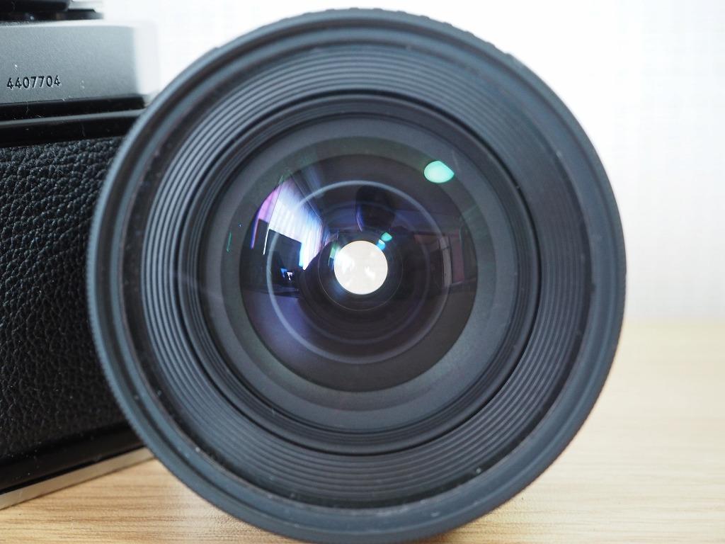 【レンズ・カバー付き!!】Nikon ニコン FE AF NIKKOR 20mm 1:2.8_画像8