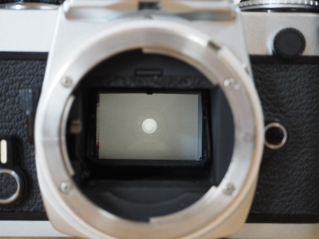 【レンズ・カバー付き!!】Nikon ニコン FE AF NIKKOR 20mm 1:2.8_画像6