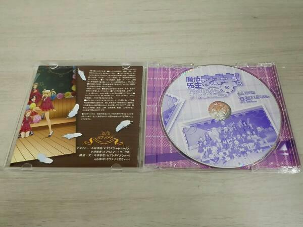 劇場版魔法先生ネギま! ANIME FINAL DVD_画像3