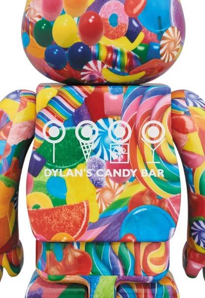 ベアブリック DYLAN'S CANDY BAR 100% & 400%セット★BE@RBRICK ディランズ・キャンディーバー_画像4
