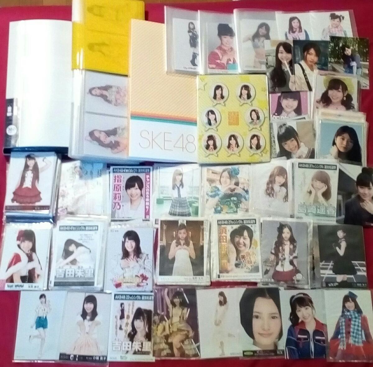 AKB48 公式生写真約1300枚セットまとめ売り コンプ復刻版 共通ポーズ 北原里英 大島優子 松井珠理奈 指原莉乃 SKE/NMB/HKT/NGT/STU/チーム8