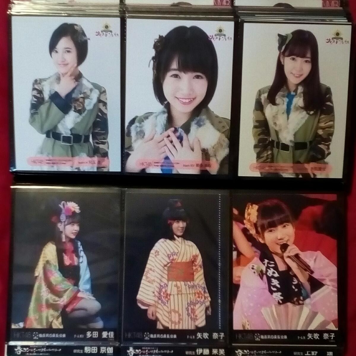 AKB48 公式生写真約1300枚セットまとめ売り コンプ復刻版 共通ポーズ 北原里英 大島優子 松井珠理奈 指原莉乃 SKE/NMB/HKT/NGT/STU/チーム8_画像7