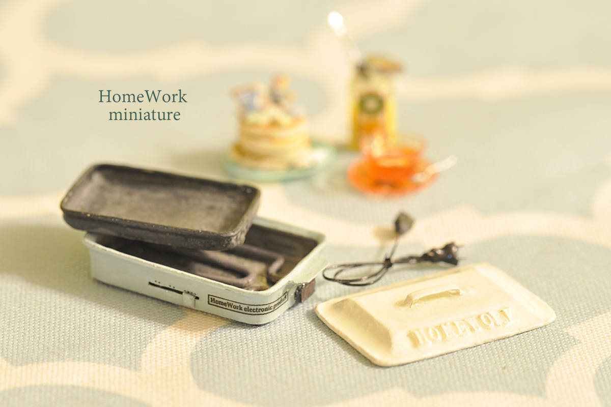 HomeWork◆ホットプレートでホットケーキ_画像3