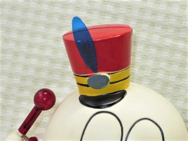 非売品 不二家懸賞品 旧バンダイ製 オバQラジオコントロール人形 電動走行 +豪華セット 動きます!_画像8