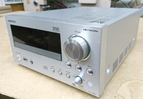 ★ONKYO オンキョウ  CR-N765 ネットワークCDレシーバー ハイレゾ音源対応 美品★_画像3