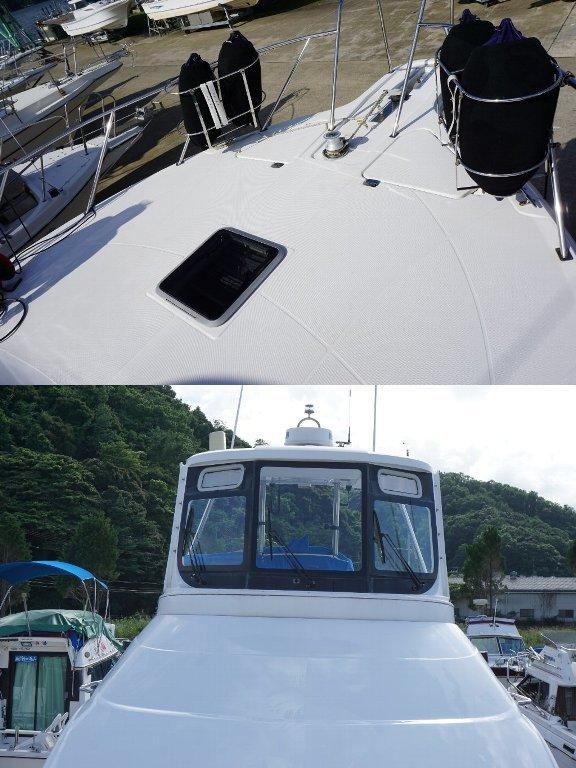 値下げ!ヤマハ Y32(SF32コンバーチブル)極上艇!希少艇_画像3