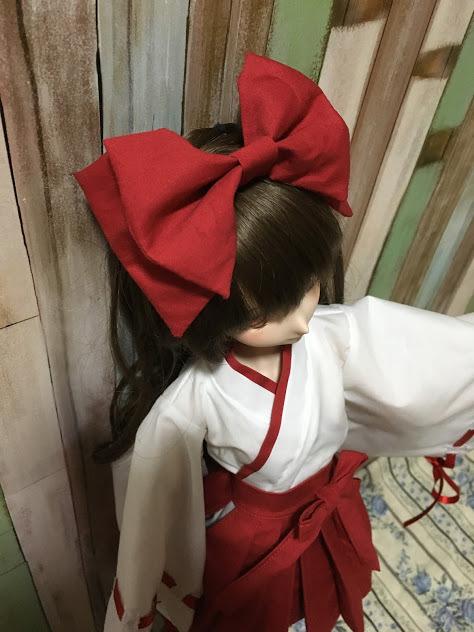 【しえすた】DDS巫女服セット_画像3
