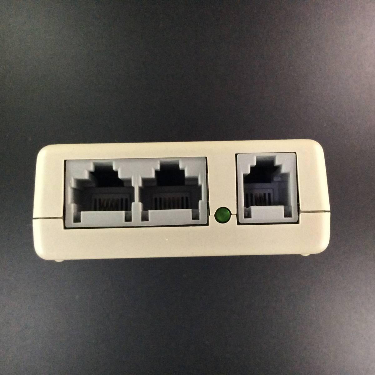 ★☆★ NTT 西日本 SL-144K F DSU-E〈R〉★☆★ 一度使用 美品 ★☆★ISDN DSU I-DSU64VB デジタル回線接続装置 _画像7