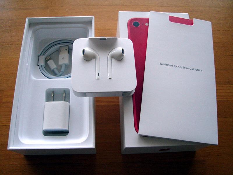 新品 シムフリー iPhone8 64GB (PRODUCT) RED 赤 2018/5/29一括購入 残債なし 利用制限〇 判定〇_画像4