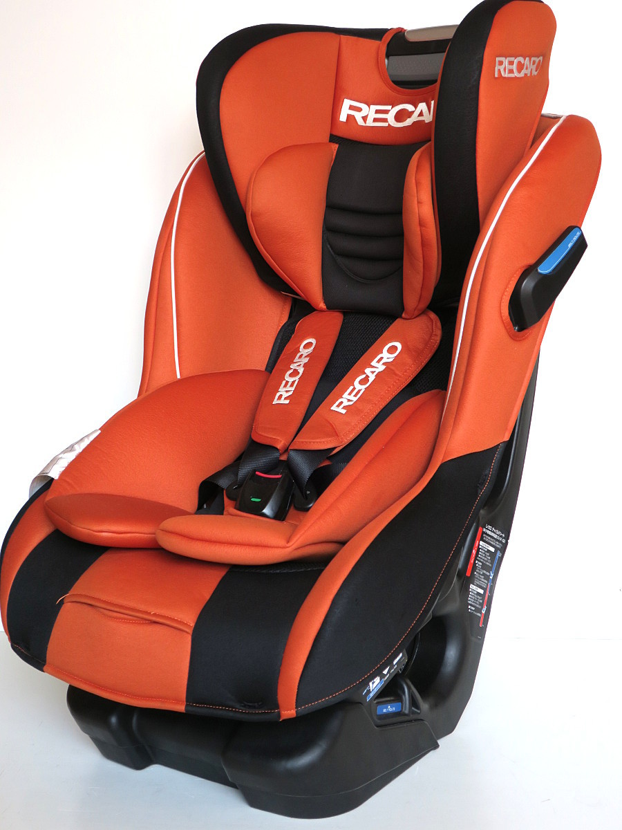 The Results Of The Research Recaro Car Seat Orange