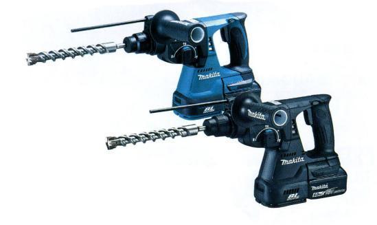 ◆新品 makita HR244DRGX 24mm 18v 6.0Ah 充電式 ハンマドリル マキタ