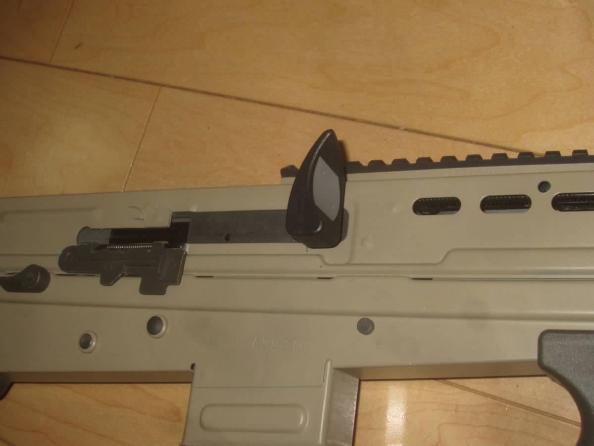 L85A3(SA80A3)自作ハンドガードキット組込 G&G 訳アリ 1円スタート L85A1 L85A2 M4 416 _画像5