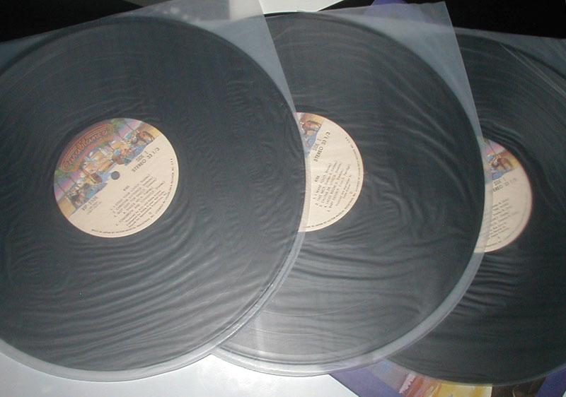 【レコード】KISS キッス LP THE ORIGINALS II 続・地獄の全貌_画像5