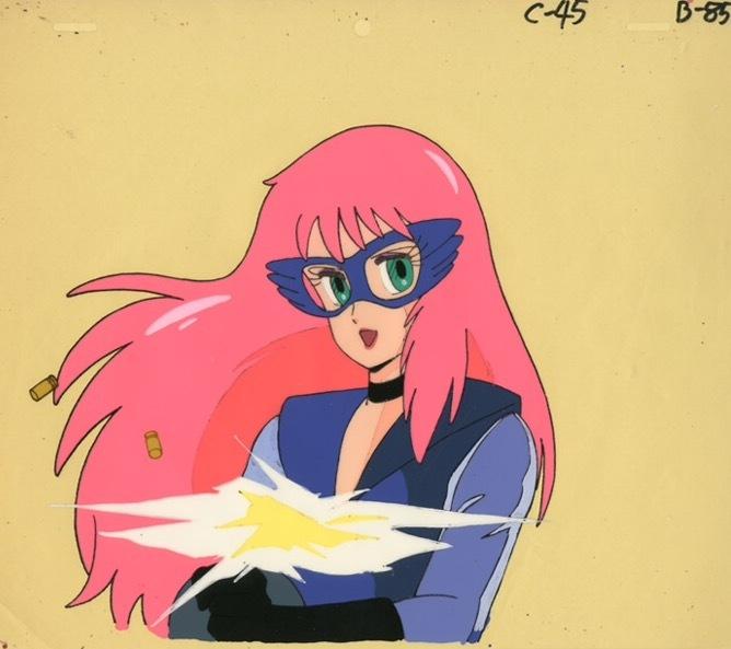 OVA版 セル画 魔法のプリンセス ミンキーモモ (検: セル画 原画 レイアウト 動画 資料 )_画像1