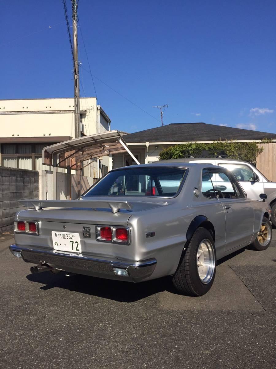 ハコスカ GT L28