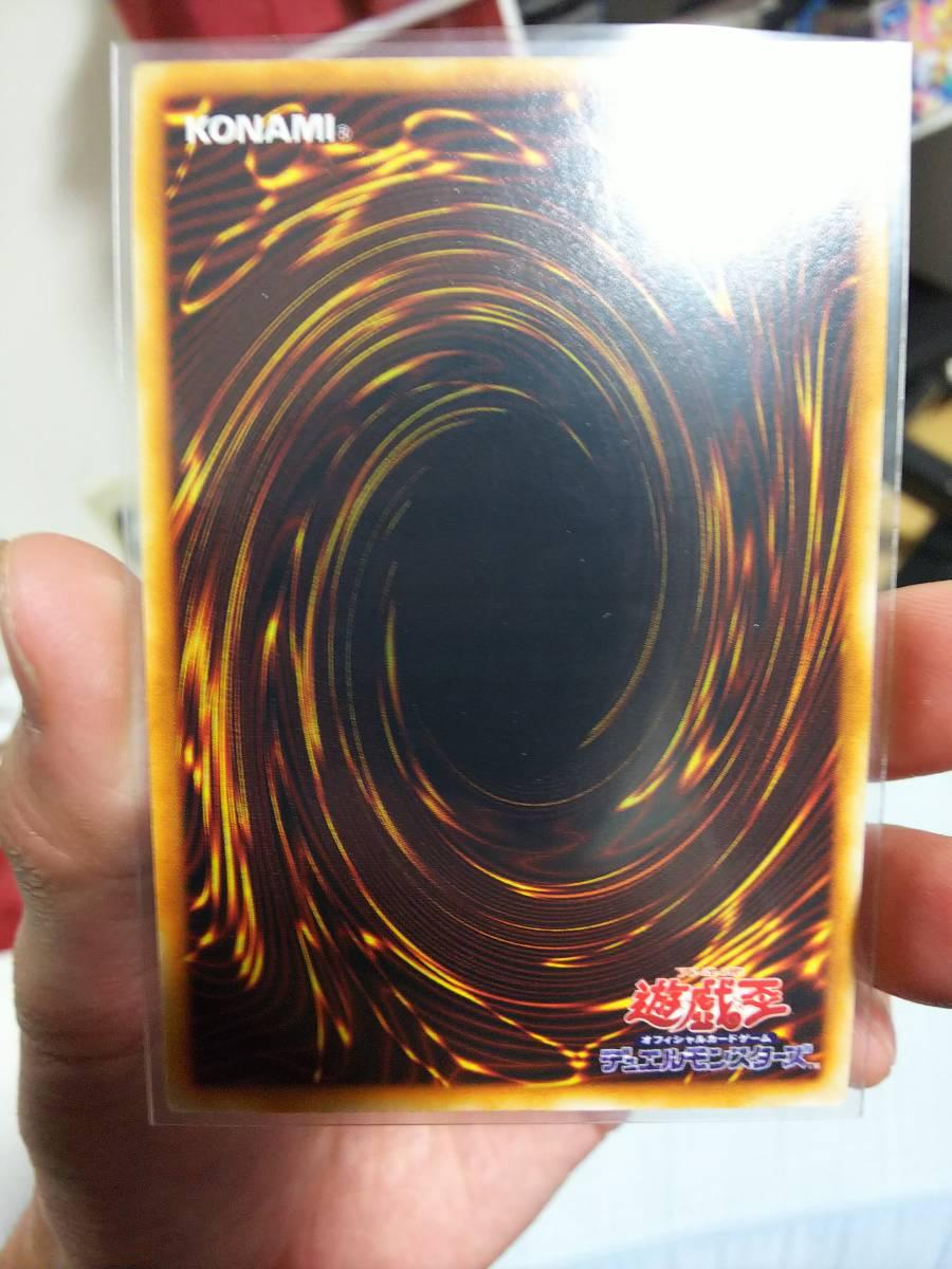 遊戯王 ホ―リ―ナイトドラゴン 超絶美品!_画像3
