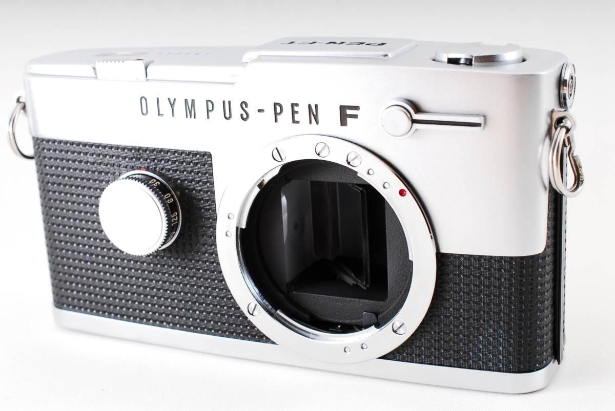 ★希少美品★オリンパス Olympus PEN- FT G.zuiko Auto-s 38mm F1.4 オリンパスペンFT★137_画像2