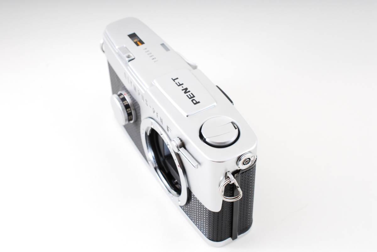 ★希少美品★オリンパス Olympus PEN- FT G.zuiko Auto-s 38mm F1.4 オリンパスペンFT★137_画像3