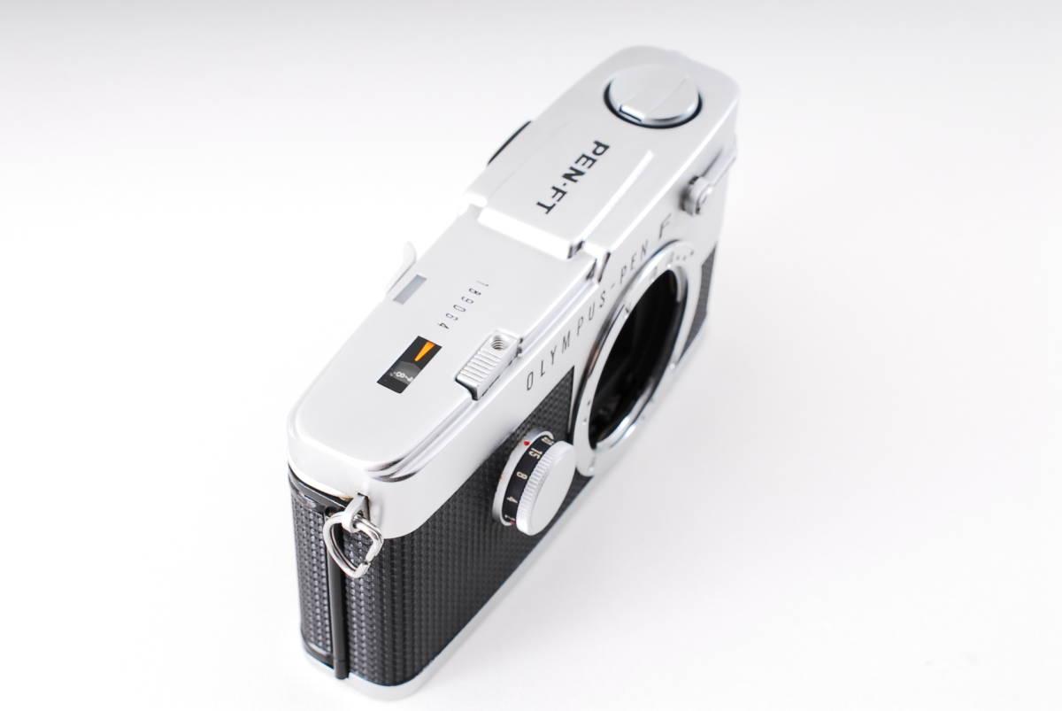 ★希少美品★オリンパス Olympus PEN- FT G.zuiko Auto-s 38mm F1.4 オリンパスペンFT★137_画像4