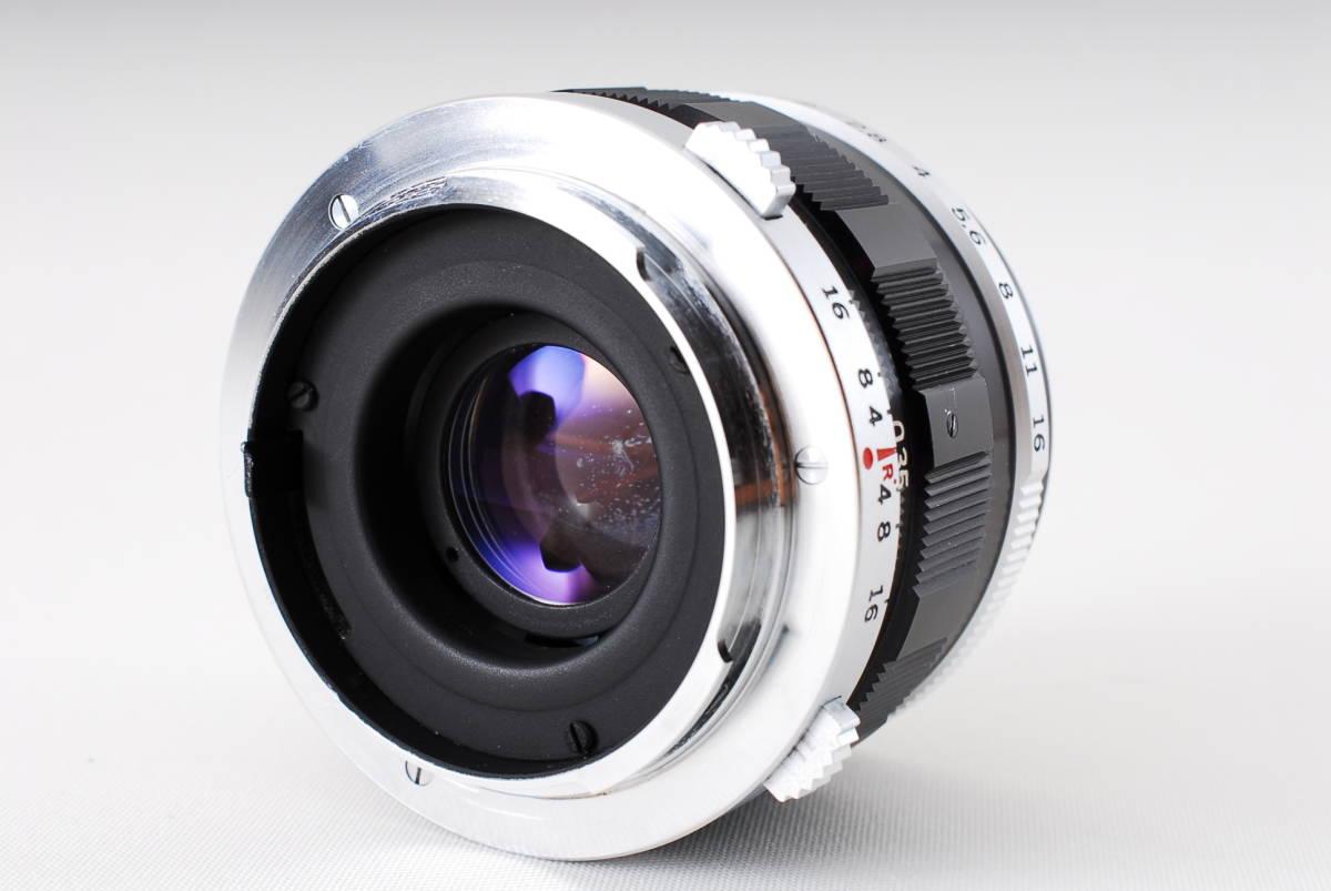 ★希少美品★オリンパス Olympus PEN- FT G.zuiko Auto-s 38mm F1.4 オリンパスペンFT★137_画像9