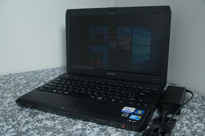 【訳あり中古】VAIO VPCS13AGJA Core i5-M580 2.67Ghz/500GB/8GB/Windows10