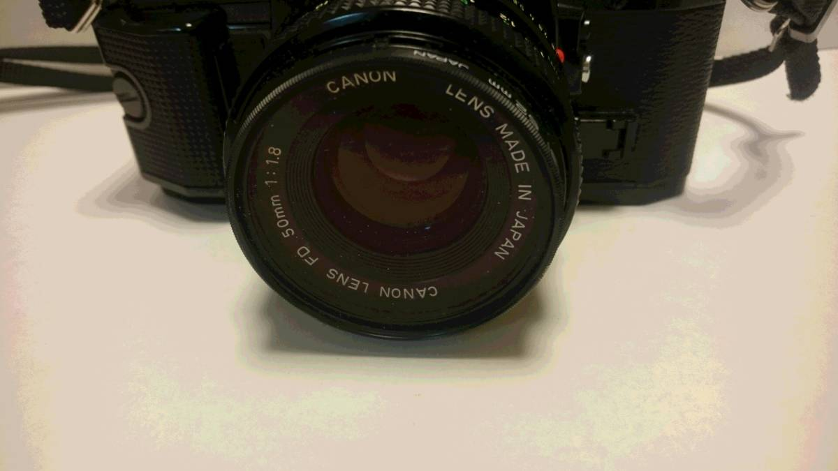 ジャンク Canon AE-1 PROGRAM キヤノン AE-1 プログラム _画像4