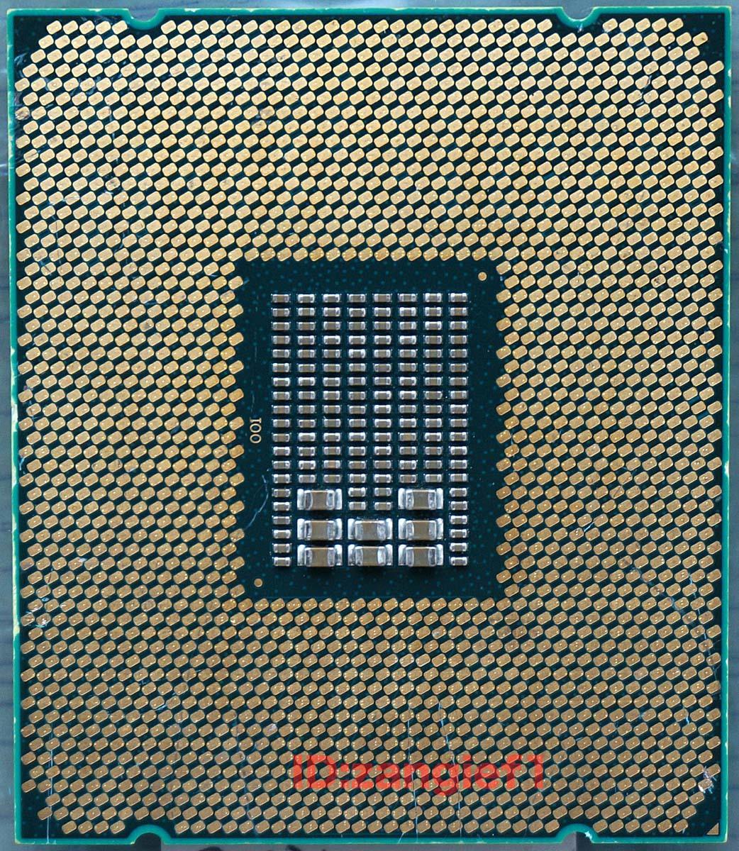 ★☆動作確認済 intel Xeon E5-1620 V4 ES QK3L 4コア8スレッド LGA2011-3 X99等 Broadwell-E☆★_画像2