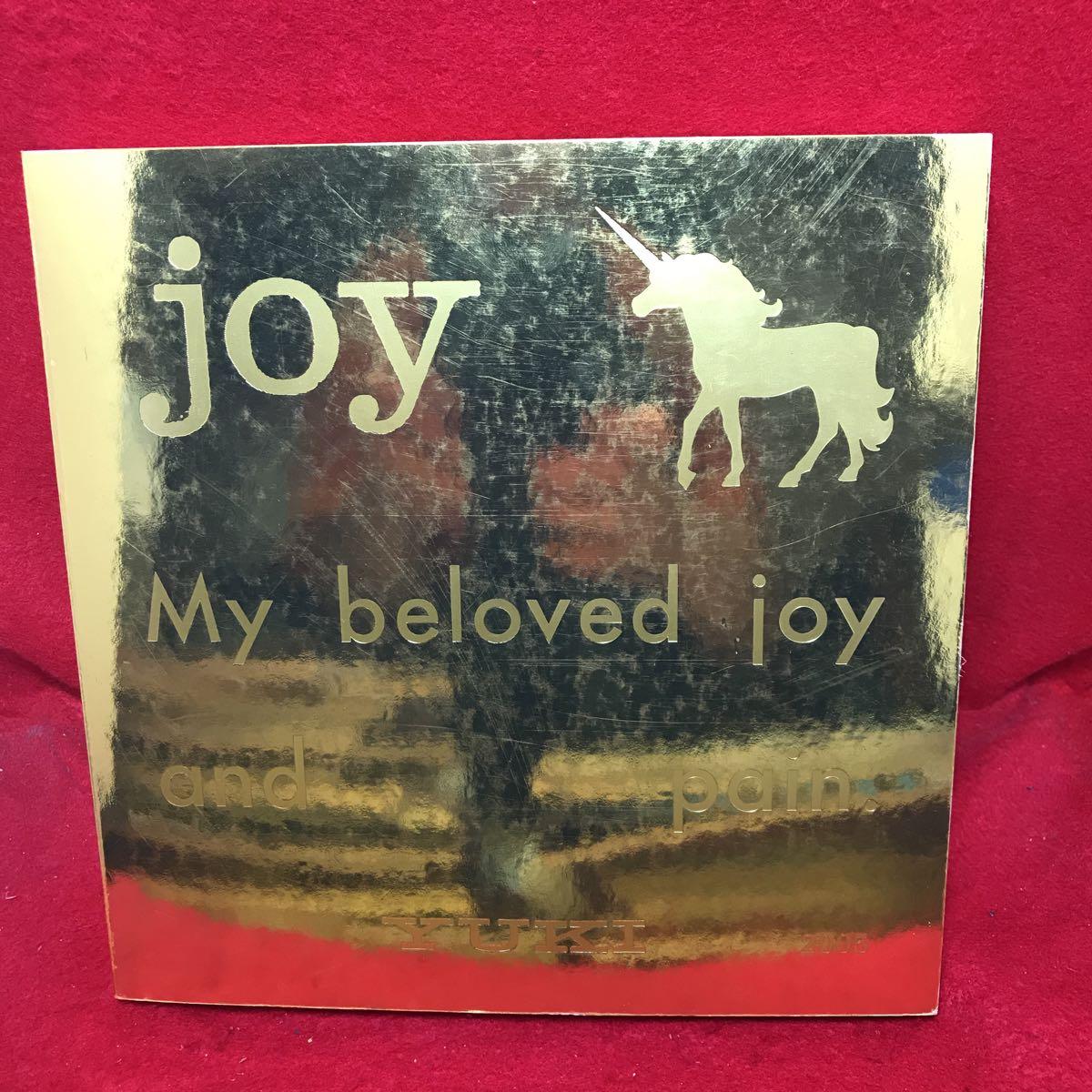 ○YUKI joy TOUR 2005 My beloved joy and pain. ユキ パンフレット 元JUDY AND MARY