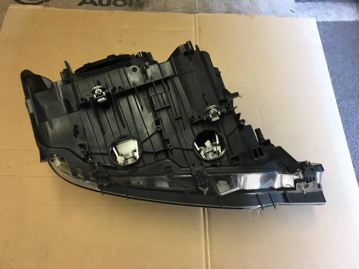 美品 BMW F30/F31 3シリーズ 純正 ヘッドライト キセノン 左 前期 破損無し 修復跡無し_画像6