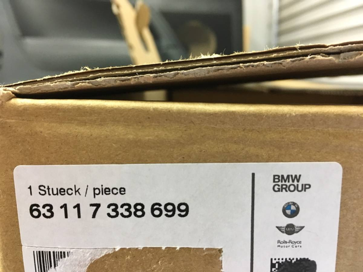 美品 BMW F30/F31 3シリーズ 純正 ヘッドライト キセノン 左 前期 破損無し 修復跡無し_画像9