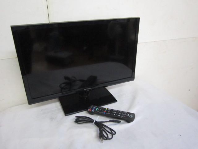 (状態良好)パナソニック・24インチ液晶テレビTH-24A300・14年製
