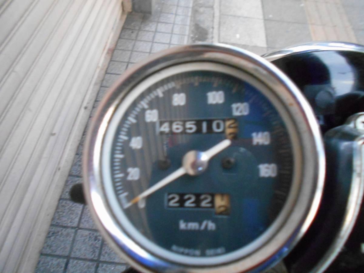 CB400F(398)国内物フルカスタム_画像7