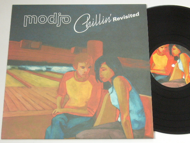 MODJO/CHILLIN' REVISITED/ 2001年盤 / 587 060-1 / EU盤 / 試聴検査済み_画像1
