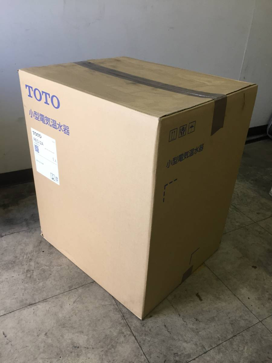TOTO hot water vessel RES12A new goods unopened : Real Yahoo auction ...