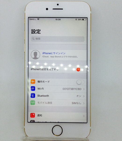 ☆au iPhone6s 動作良好♪ 判定〇 64GB ☆
