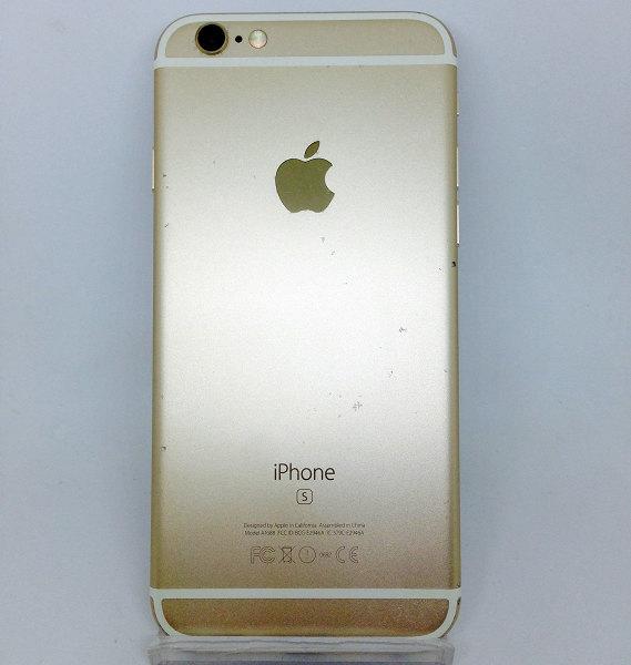 ☆au iPhone6s 動作良好♪ 判定〇 64GB ☆_画像4