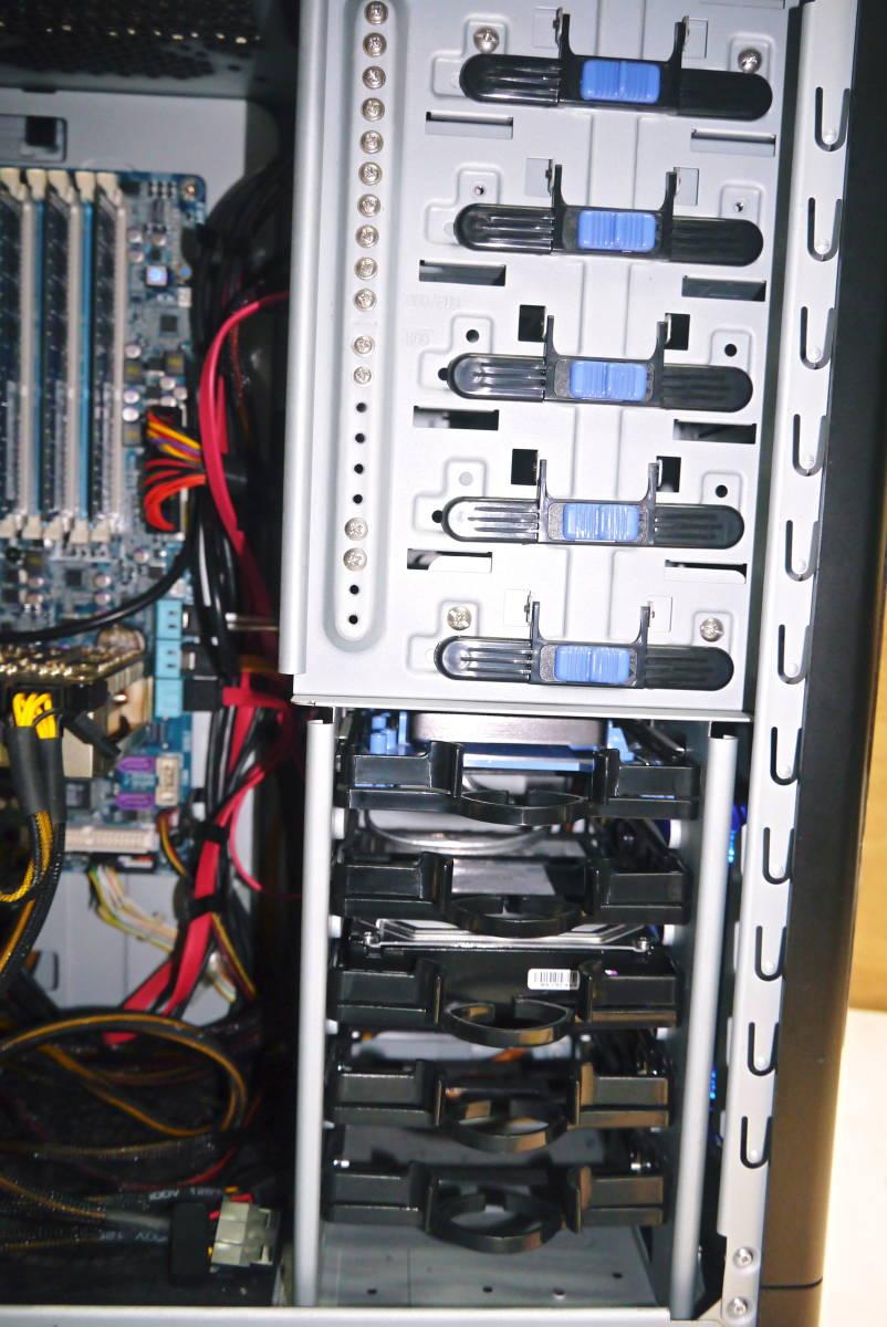 ★自作PC★ i7 920 メモリー 6GB//新SSD128GB+HDD1TB/GTX570//Windows10/★ _画像4