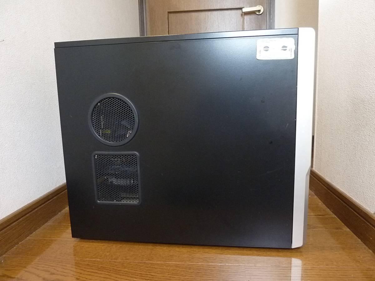 自作 i7-860 (2.80~ 最大3.46GHz) P55DE3 1TB 4GB GeForce GTS250 win10 win7 訳あり 動作確認済み_画像5