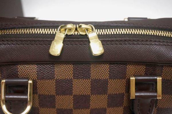 【極美品 使用感少】ルイヴィトン ダミエ ブレラ ハンドバッグ エヌベ N51150 鞄 正規品 1円スタート Louis Vuitton _画像7