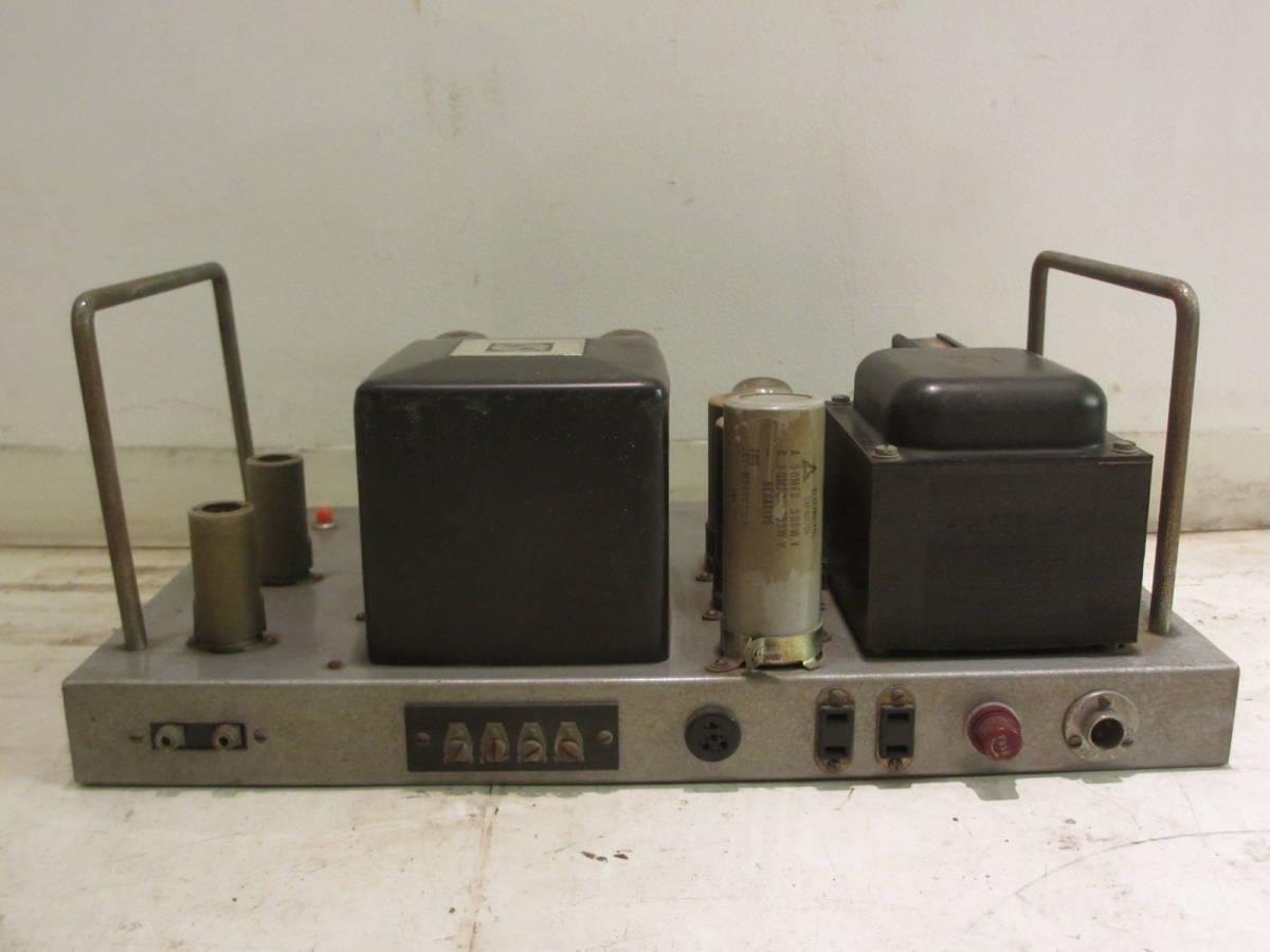 中古真空管アンプ(1) LUX 5A68 SANSUI サンスイ SW-50-5 C-5-250 トランス チョークコイル ジャンク_画像3